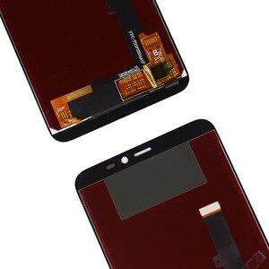 Image 4 - 100% נבדק 5.45 חדש שחור עבור ZTE בינוני להב A530 A606 LCD + מסך מגע digitizer החלפת אביזרים