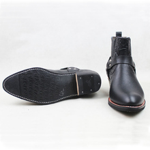 Limited Edition Boots Men Fashion Cowhide Genuine Leather