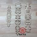 Não se esqueça da madeira Dongyang escultura em madeira portas de madeira e flor da decoração da janela porta do armário do fundo da parede flor decalque