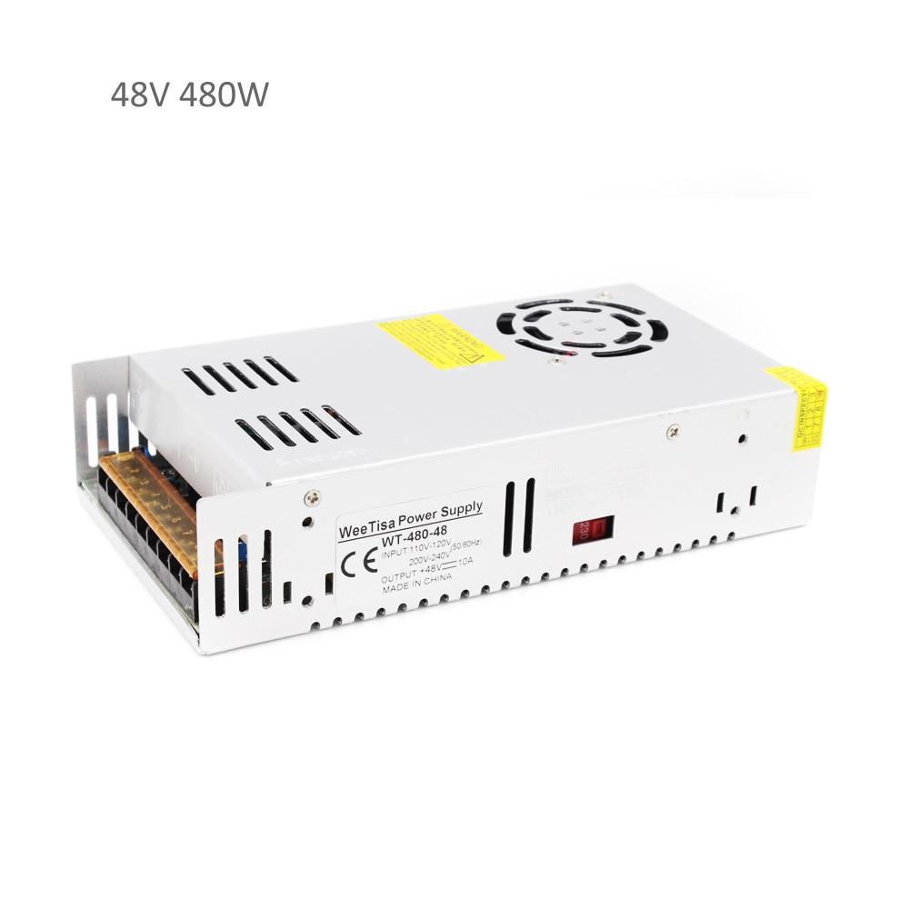 48V 480W Power Supply