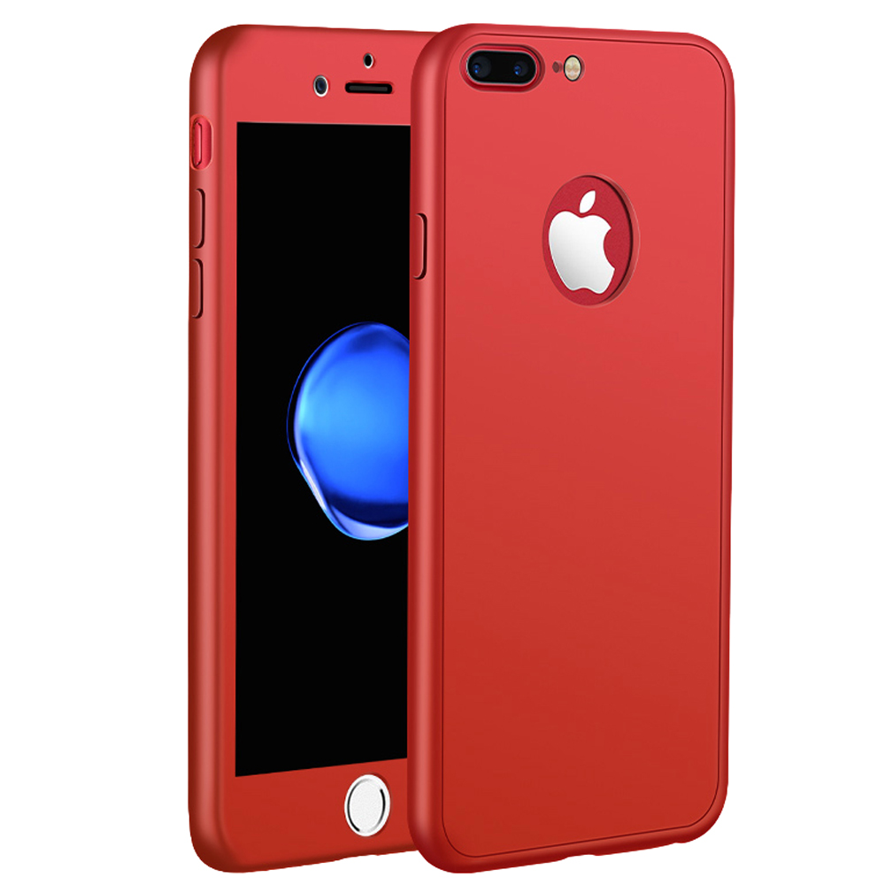 360 Degree Soft TPU Silicone Full Cover For Iphone