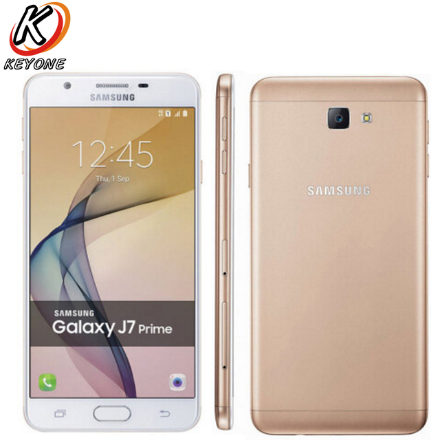 New Samsung Galaxy J7 Prime G6100 4G LTE Mobile Phone 5.5