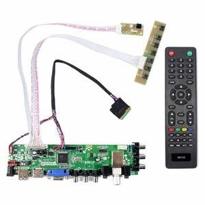 LTN140AT02 LTN140AT07 N140B6 B140XW02 B140XW03 LP140WH1 LP140WH4 N156B6 B156XTN03 B156XW02 HDMI USB VGA AV ATV DTV ЖК-дисплей доска