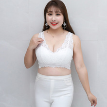 2019 New Lace White And Black  Sexy Bralette Camisoles For Summer 9110