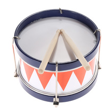 High Quality Drum Colorful Children Kids Toddler Drum Musical Percussion Instrument with Drum Sticks Strap