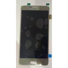 Samsung Galaxy not 5 için Note5 N920A N9200 SM N920 N920C lcd ekran dokunmatik ekranlı sayısallaştırıcı grup ücretsiz kargo