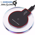 Ци Беспроводное Зарядное Устройство Зарядки Pad для Samsung Galaxy S6 S7 Edge + примечание 5 7 LG G3 G4 Elephone P9000 Yotaphone 2 Каррегадор Сем фио
