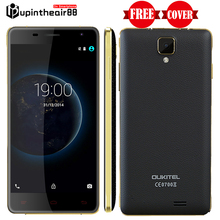Original OUKITEL K4000 Pro 4G Teléfono Celular Móvil de 5 pulgadas Android 5.1 MTK6735P Quad Core 2 GB RAM 16 GB ROM 8.0MP Smartphone