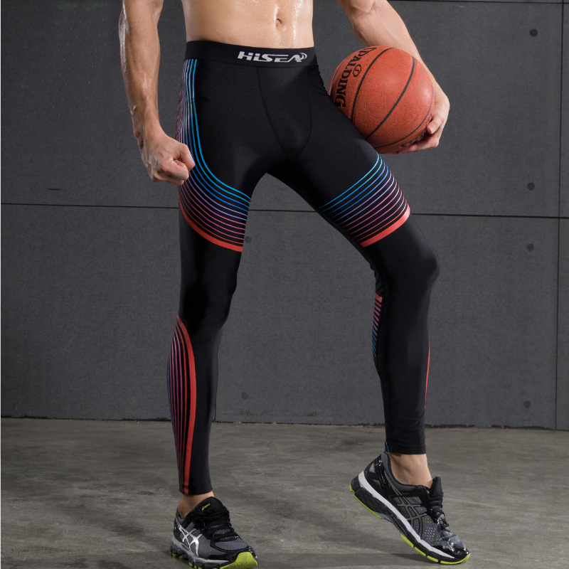 NEW style,Lycra Sports Pants Men And Women Bodybuilding Speed Do Run Elastic Force surfing Tight yoga Trousers flying cross perfect match uniform trousers poly rayon lycra serge men s