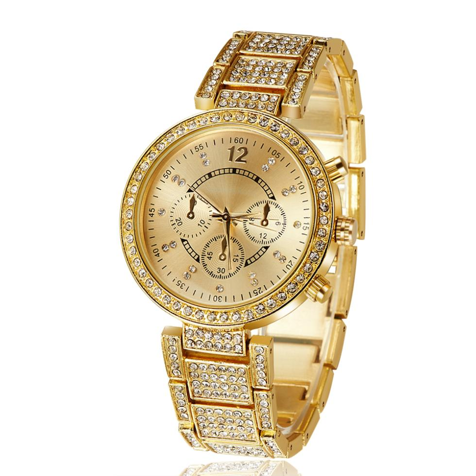 aliexpress buy luxury rhinestone watches