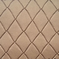 Synthetic PVC Wall Pater Decorative Leather Material