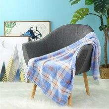 i-baby Ultra Soft Plush Baby Blanket Flannel Infant Wrap Cozy Newborn Swaddling Kids Stroller Blanket Crib Bedding 70x120cm