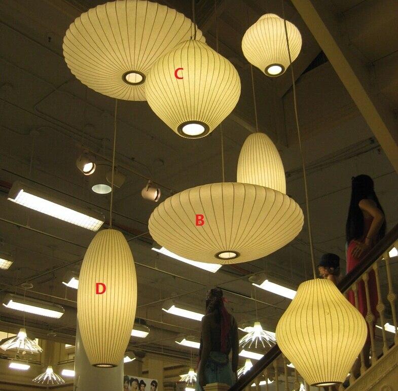 Humble 2017 Nordico New Pendant Lights Silk Cloth Abajur Bedroom Living Hanglamp White Lampen Pendant Lamp Fixtures 110v 220v Modern Be Shrewd In Money Matters Pendant Lights