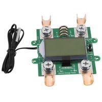 DC 300V 100A LCD Display Digital Power Meter Voltmeter Ammeter Voltage Meter Car Battery Capacity Tester