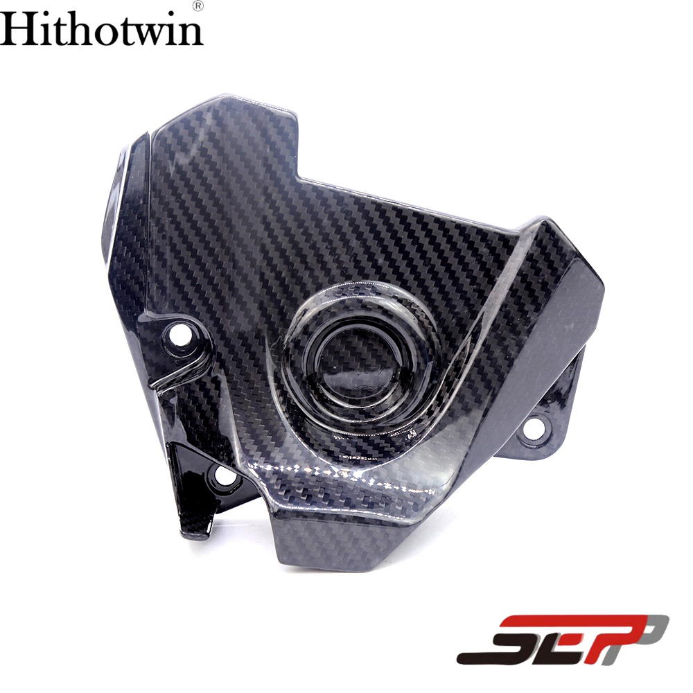 SEP Motorcycle Accessories Carbon Fiber Engine Sprocket Chain Case Cover Clutch Cover For Yamaha MT09 FZ09 Tracer FJ09 2014-2017 sep motorcycle accessories carbon fiber engine sprocket chain case cover clutch cover for yamaha mt09 fz09 tracer fj09 2014 2017