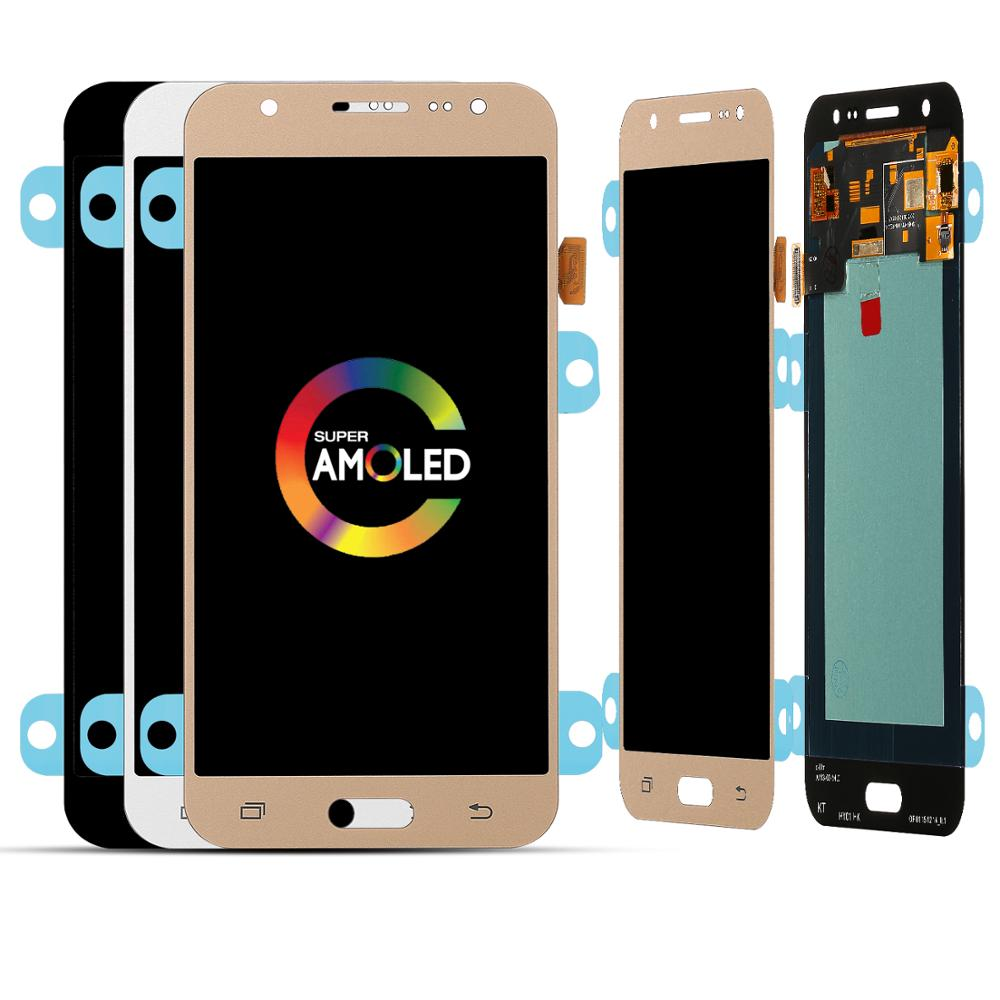 Replacement Super AMOLED For Samsung Galaxy J5 2015 J500 J500F J500FN J500H J500M LCD Display + Touch Screen Digitizer AssemblyReplacement Super AMOLED For Samsung Galaxy J5 2015 J500 J500F J500FN J500H J500M LCD Display + Touch Screen Digitizer Assembly