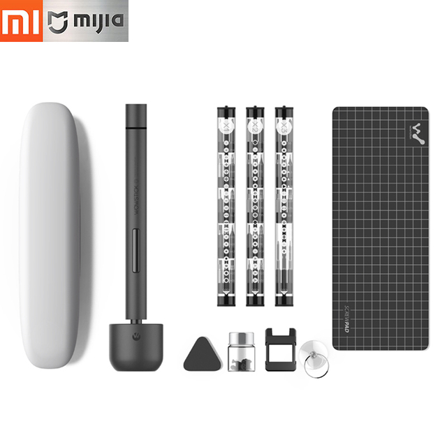 Xiaomi Mijia Wowstick 1F+ 64 In 1 Electric Screwdriver
