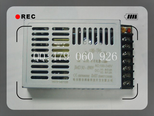 [JIYUAN] 30W JMD30 0909 9V2A 9V1A switching power supply two isolated 3PCS/LOT