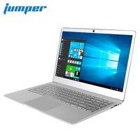 14 дюймов ips экран ноутбука джемпер EZbook X4 ноутбук с Windows 10 Близнецы озеро N4100 4 ГБ 128 ГБ ultrabook клавиатура с подсветкой из металла чехол