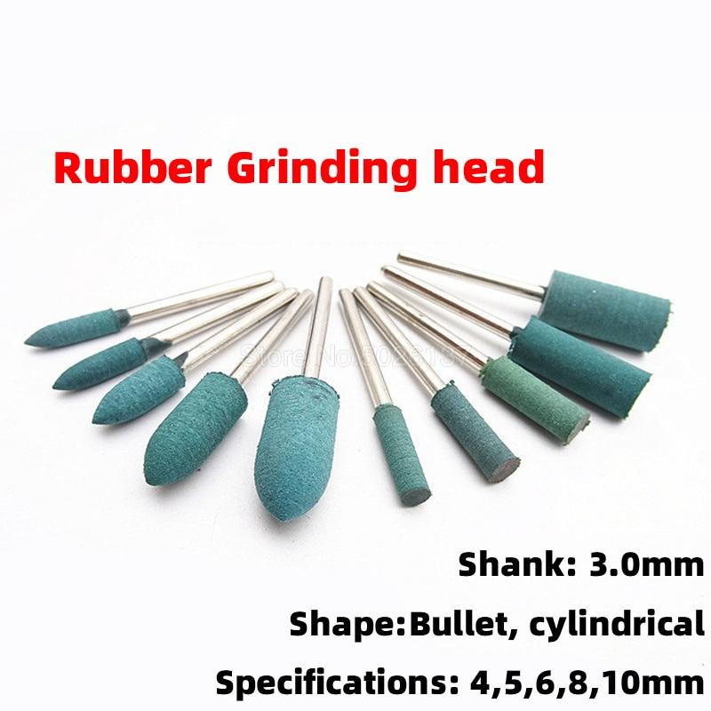 20pcs Fiber Polishing Point For Rotary Tool Drill Metal Polisher Grit 180#-1500#