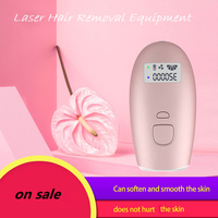 hot Laser Hair Removal Equipment Body Lip Sputum Private Parts Pubic Hair Shaving Machine Photon Permanent Household