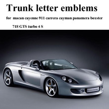 Popular Boxster Sticker-Buy Cheap Boxster Sticker lots from