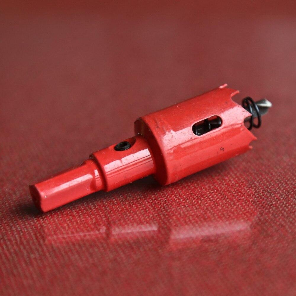 Envío gratis 1 unid 15-50mm HSSM42 hizo un agujero bimetálico vio - Broca - foto 6