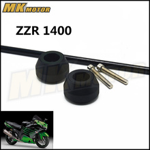 Free delivery For KAWASAKI ZZR1400 2011-2015  CNC Modified Motorcycle drop ball / shock absorber