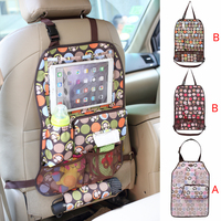 b206b91baf8 COLORLAND Car Seat Back Baby Travel Nappy Bag For Stroller Hanging Baby Bag  Organizer Insulated Bottle