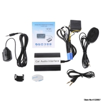 Handsfree Car Bluetooth Kits MP3 AUX Adapter Interface For Fiat For Alfa Romeo 828 Promotion