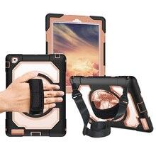 Miesherk for Apple iPad 2/3/4 Silicon Soft Tablet Case Shockproof Anti-Dust Heavy Duty with 360 Rotation Kickstand Neck Strap anastacia anastacia heavy rotation