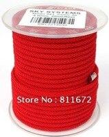 ML221 4ミリメートル20メートル/リールジュエリーと服アクセサリービーズパッチコード手芸織ロープ用ブレスレットネックレス作る男性女