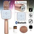 Бесплатная доставка! Tosing Teana 2 Переносной Беспроводной КТВ Караоке Микрофон Для ПК IOS и Android