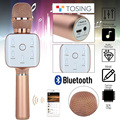 Free shipping!Tosing Teana 2 Wireless Protable KTV Karaoke Microphone For PC IOS and Android