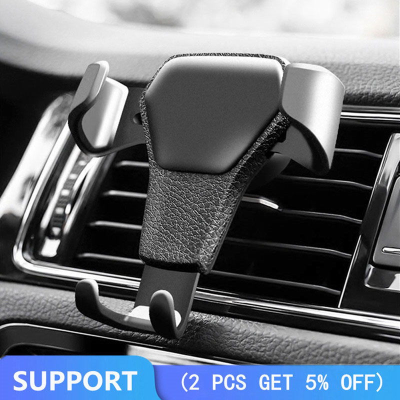 2-Pack Replacement Mount Metal Plates D.Sking Car Phone Holder 3M Adhesive CD Metal Plates for Car Mount Car Kits Silver