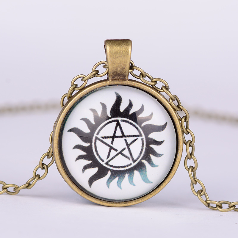 Star Necklace - Supernatural - Watch yD6MLX5Vv