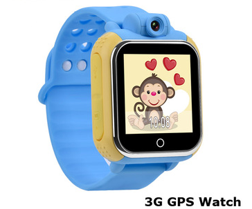 ФОТО 3G Smart Watch Children Kid Wristwatch With Camera GSM GPRS GPS Locator Tracker Anti-Lost Smartwatch Guard For IOS Android