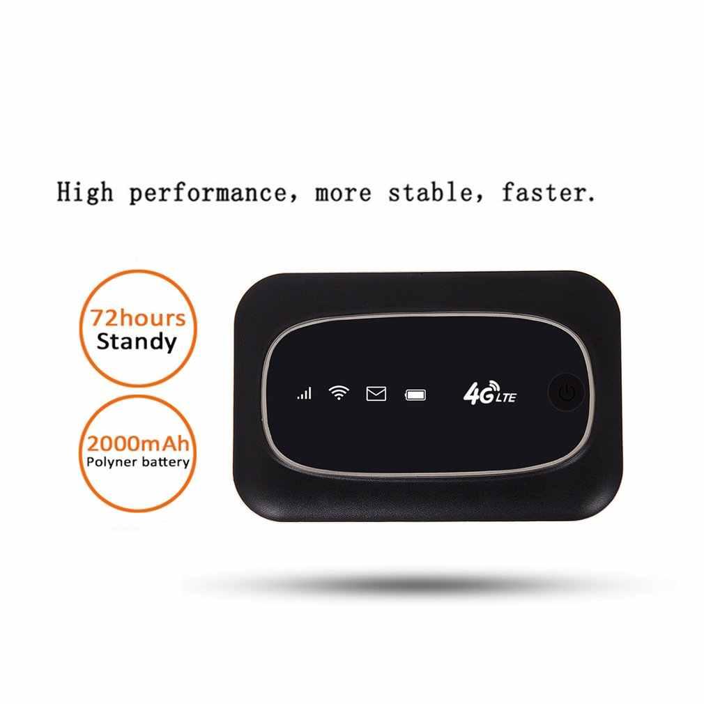 M7 portátil Hotspot MiFi 4G inalámbrico Wifi móvil Router de velocidad rápida dispositivo de conexión Wifi
