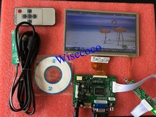 Discount! for INNOLUX 7.0″ inch Raspberry Pi LCD Display Screen TFT LCD Monitor AT070TN92 Touch screen + Kit HDMI VGA Input Driver Board