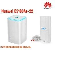 Huawei Cube e5180 4 г CPE Wi Fi роутера e5180as 22 Группа 1/3/7/8/20/ 38 + 4 г 49dbi TS9 антенны