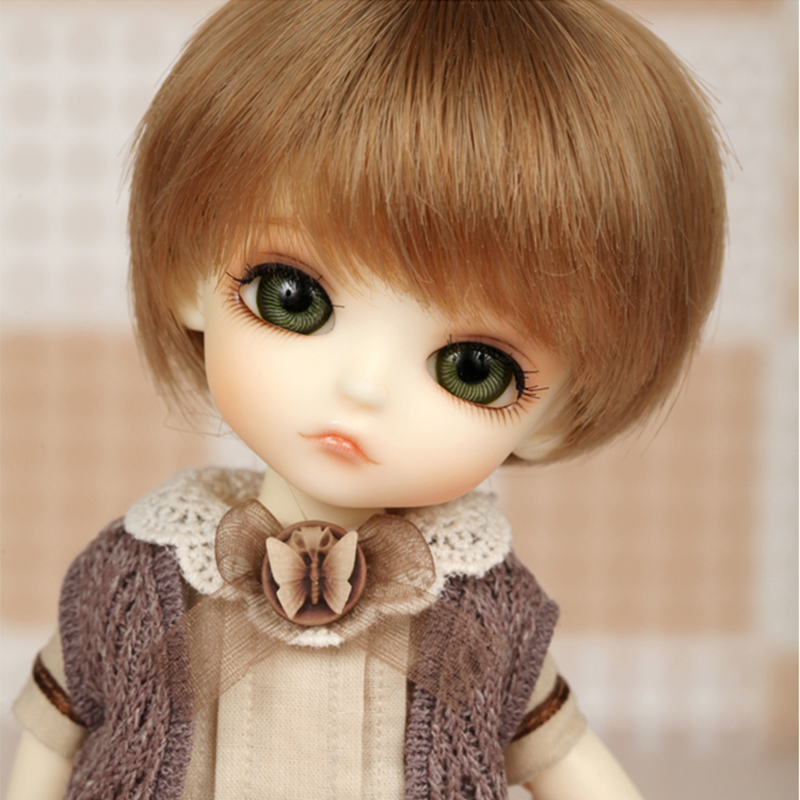 цена на OUENEIFS Lati yellow kuku 1/8 bjd sd resin figures body model baby girls boys dolls eyes High Quality toys Free eyes