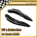 For Honda S2000 AP2 Chargespeed Style FRP Fiber Glass Front Bumper Canard Car Styling In Stock