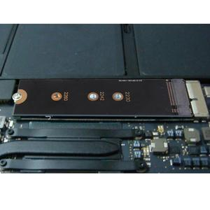 Image 2 - M.2 NVME PCIE SSD M.2 nVME SSD Adapter Card per Aggiornamento 2013 2015 Anno Mac (Non Misura Precoce 2013 MacBook Pro)