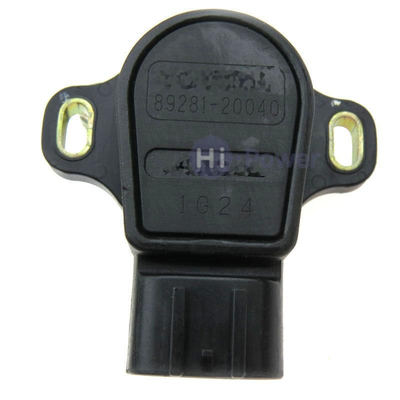 Refurbished 89281 20040 Accelerator Pedal Position Sensor for Toyota Rav4 Corolla Caldina Throttle Position Sensor 8928120040