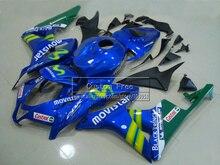Injection plastic fairings kit for Honda CBR600RR F5 fairing set 07 08 CBR 600RR 600 RR 2007 2008 bmotorcycle parts