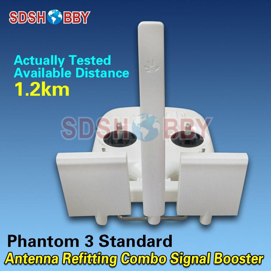 Antena Phantom 3 S/3SE de repuesto de antena de largo alcance Combo de repuesto blanco-in Partes y accesorios from Juguetes y pasatiempos    1