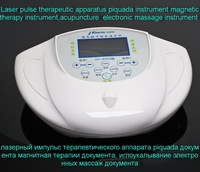 Laser pulse comprehensive therapeutic apparatus, household electronic acupuncture massage instrument manual English or Russian
