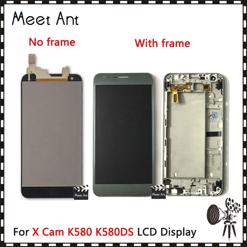 高品質 5.2 ''Lg × カム K580 液晶表示画面とタッチスクリーンデジタイザ国会  グループ上の 携帯電話 & 電気通信 からの 携帯電話用液晶ディスプレイ の中 1