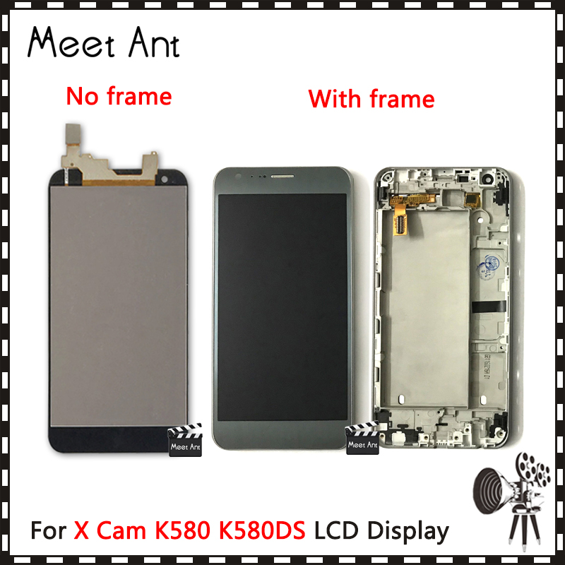 High Quality 5.2 For LG X Cam K580 LCD Display Screen With Touch Screen Digitizer AssemblyHigh Quality 5.2 For LG X Cam K580 LCD Display Screen With Touch Screen Digitizer Assembly