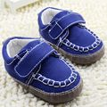 Canvas blue baby boys fashion sneakers quality infant bebe soft unti-skid toddler shoes wholesale free shipping